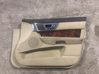 Обшивка двери передняя правая Jaguar XF 2007-2011