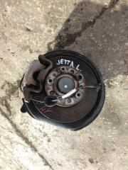 Запчасть кулак поворотный задний левый Volkswagen Jetta 2009