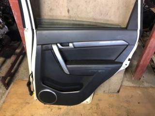 Запчасть обшивка двери задняя правая Chevrolet Captiva 2010
