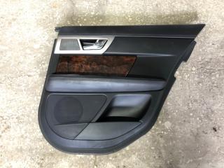 Обшивка двери задняя правая Jaguar XF