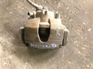 Запчасть суппорт тормозной передний правый Renault Megane 2007