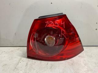 Запчасть фонарь задний правый Volkswagen Golf 2006