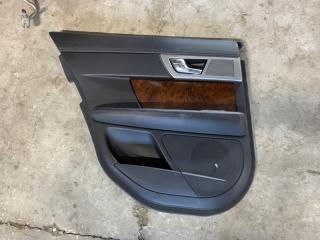 Обшивка двери задняя левая Jaguar XF