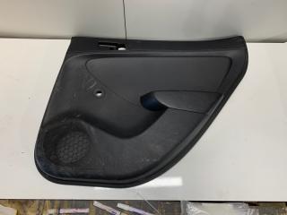 Запчасть обшивка двери задняя правая Hyundai Solaris