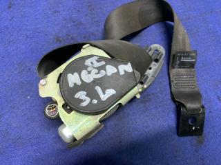Запчасть ремень безопасности задний левый Renault Megane 2007