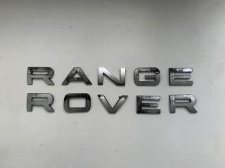 Запчасть эмблема Land Rover Range Rover