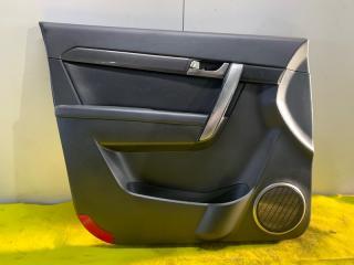 Запчасть обшивка двери передняя левая Chevrolet Captiva
