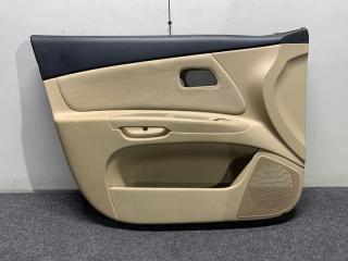 Запчасть обшивка двери передняя левая Kia Rio 2007
