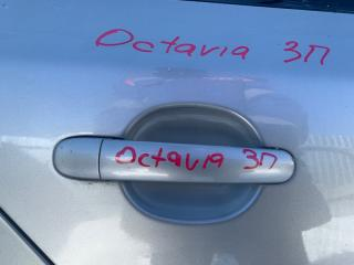 Запчасть ручка двери задняя правая Skoda Octavia 2008