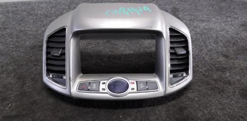 Запчасть накладка консоли Chevrolet Captiva