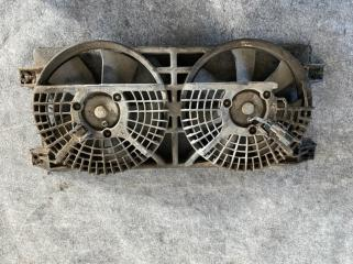 Вентилятор охлаждения радиатора Ssang Yong Actyon Sports QJ 2006 (б/у)