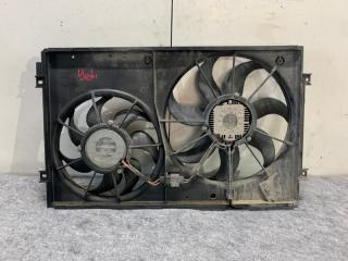 Запчасть вентилятор охлаждения радиатора Skoda Yeti