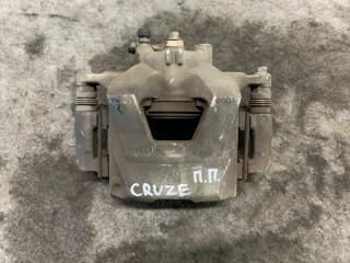 Суппорт тормозной передний правый Chevrolet Cruze