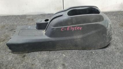 Запчасть консоль центральная Citroen C-Elysee