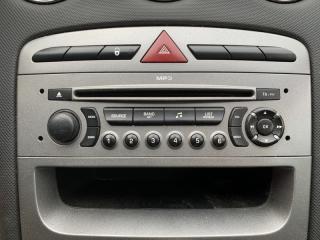 Запчасть магнитола Peugeot 308