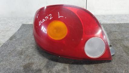 Запчасть фонарь задний левый Daewoo Matiz 2002