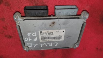 Блок управления двс Chevrolet Cruze J300 (б/у)