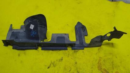 Запчасть воздуховод радиатора левый Volkswagen Passat