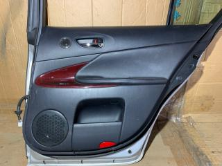 Запчасть обшивка двери задняя правая Lexus GS350 2005