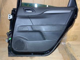 Запчасть обшивка двери задняя правая Citroen C4