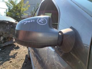 Запчасть зеркало переднее правое Renault Logan 2007