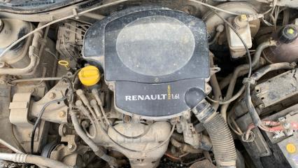 Запчасть двигатель Renault Logan 2007