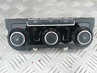 Блок управления печкой Volkswagen Jetta 6 2012