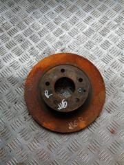 Запчасть тормозной диск задний правый Mazda 6 2014