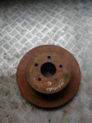 Запчасть тормозной диск задний левый Infiniti M35 2008