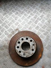 Тормозной диск задний правый Volkswagen Jetta 6 2012