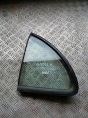Запчасть стекло глухое заднее левое Nissan Almera 1996