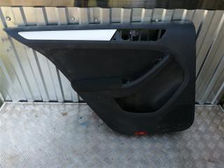 Запчасть обшивка двери задняя левая Volkswagen Jetta 6 2012