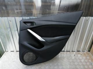 Запчасть обшивка двери задняя правая Mazda 6 2014