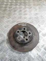 Тормозной диск передний правый Volkswagen Polo 2013