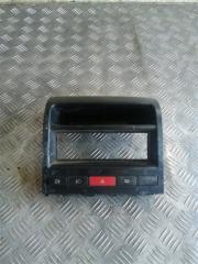 Запчасть рамка под магнитолу Fiat Albea 2008