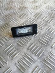 Запчасть фонарь подсветки номера BMW X3 2013