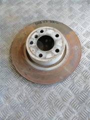 Запчасть тормозной диск задний правый BMW X3 2013