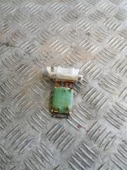 Запчасть резистор отопителя Renault Logan 2008