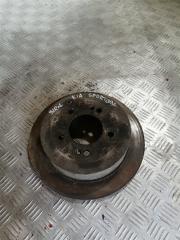 Запчасть тормозной диск задний правый Kia Sportage 2010