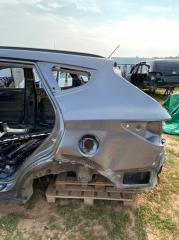 Крыло заднее левое Hyundai Santa Fe 2013-2018