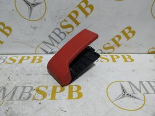 Запчасть ручка открывания капота Mercedes C-class 2012
