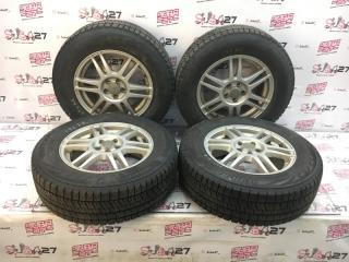 Комплект из 4-х Колесо R16 / 215 / 65 Bridgestone Blizzak VRX 2 5x100 лит. 48ET  (б/у)