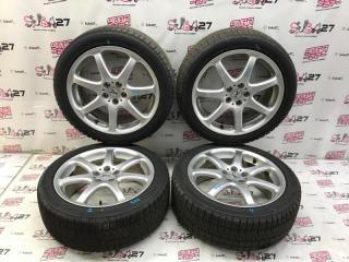 Комплект из 4-х Колесо R17 / 215 / 45 Bridgestone Blizzak VRX 2 5x100 лит. +55ET  (б/у)
