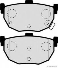 Тормозные колодки заднее HYUNDAI ELANTRA 3 2004-2008