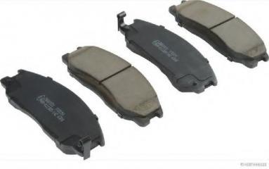 Тормозные колодки переднее HYUNDAI SANTA FE 1 CLASSIC 2000 2001 2002 2003 2004 2005 2006 2007 2008 2009 2010 2011 2012