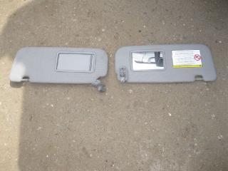 Козырек солнцезащитный левый HYUNDAI SOLARIS 1 2010-2017