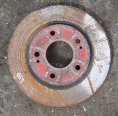 Тормозной диск передний MITSUBISHI LANCER 10 2007