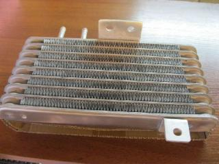 Радиатор акпп MITSUBISHI LANCER 10 2007