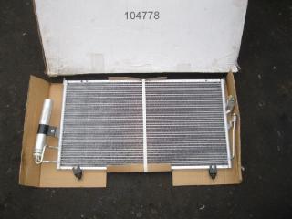 Радиатор кондиционера MITSUBISHI OUTLANDER 1 2003-2008