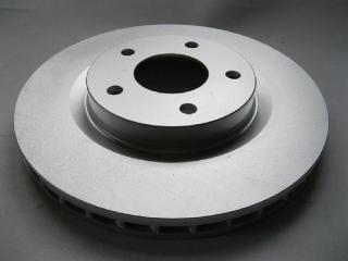 Тормозной диск передний MITSUBISHI OUTLANDER XL 2006 2007 2008 2009 2010 2011 2012